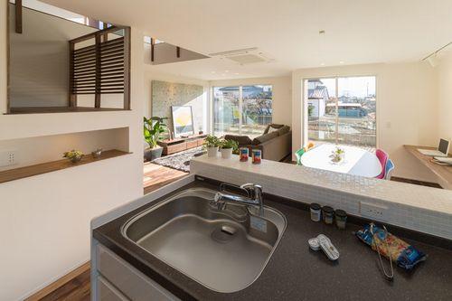山梨二世帯住宅おすすめ工務店デザイン機能性よし
