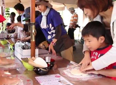 子供と一緒に楽しめるシャトレーゼ桔梗屋アウトレット工場見学付近周辺観光ぶどう狩り
