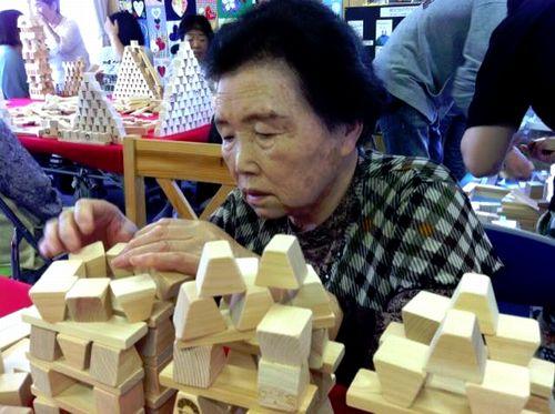 呼べる出張レクレーションイベント宮城仙台老人介護福祉施設
