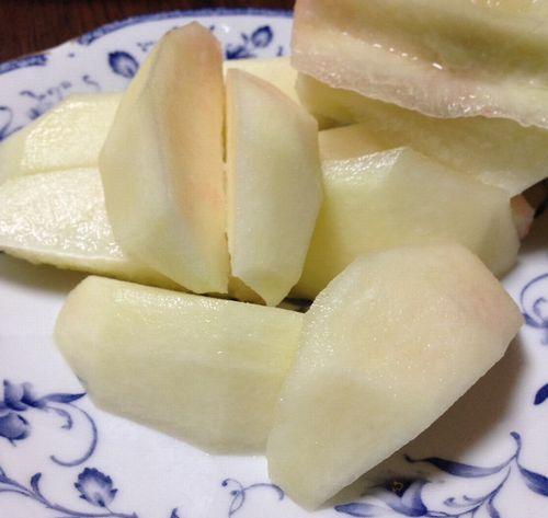 山梨地元民おすすめ桃の食べ方硬い固めの桃お取り寄せおすすめ人気なつっこ