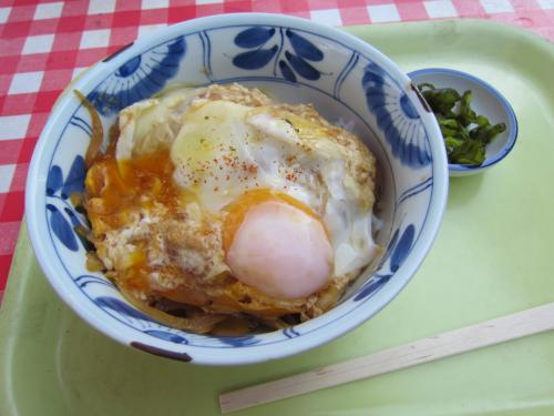 玉丼 ¥600