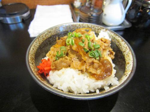 牛飯 ¥150