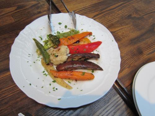 野菜のグリルマリネ