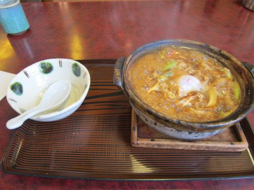親子味噌煮込 ¥850