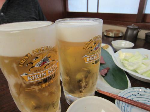ビール追加