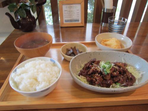 日替定食 ¥800