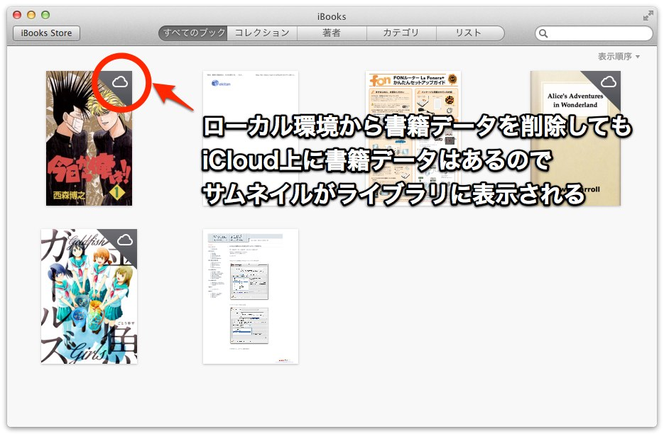 how to permanently delete ibooks from icloud