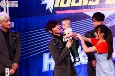 レオと赤ちゃん台湾2