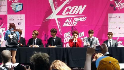 VIXX KCON2014 140809 8