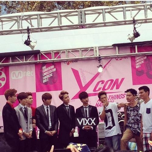 VIXX KCON2014 140809 10