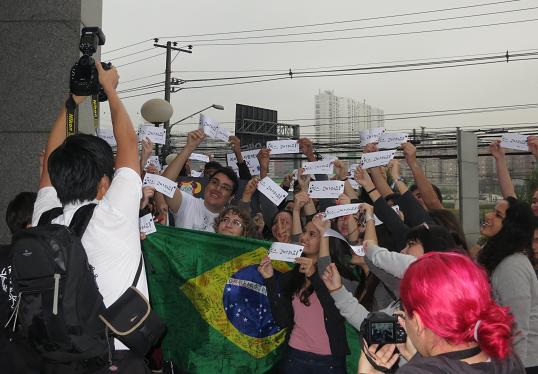 KBEE 2014 ブラジル VIXX レポート 3