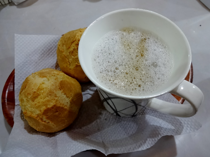 ブラジルのポンジケイジョとコーヒー