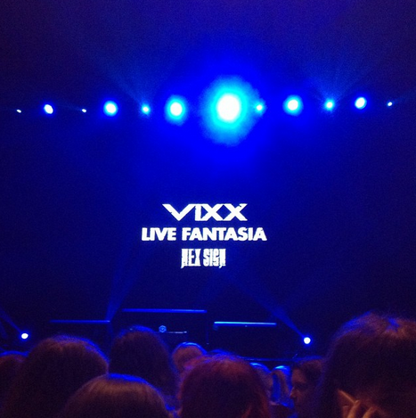 VIXX LIVE FANTASIA in Europe [Hex Sign] ブタペスト1