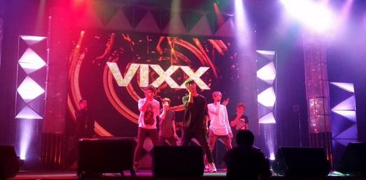 VIXX KMF リハーサル 1