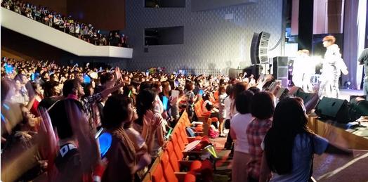 VIXX KMF 公演 1