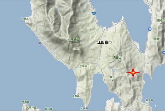 4)能美町・沖美町南部 江田島市総合運動公園