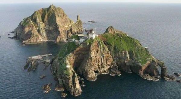 日本の領土 竹島