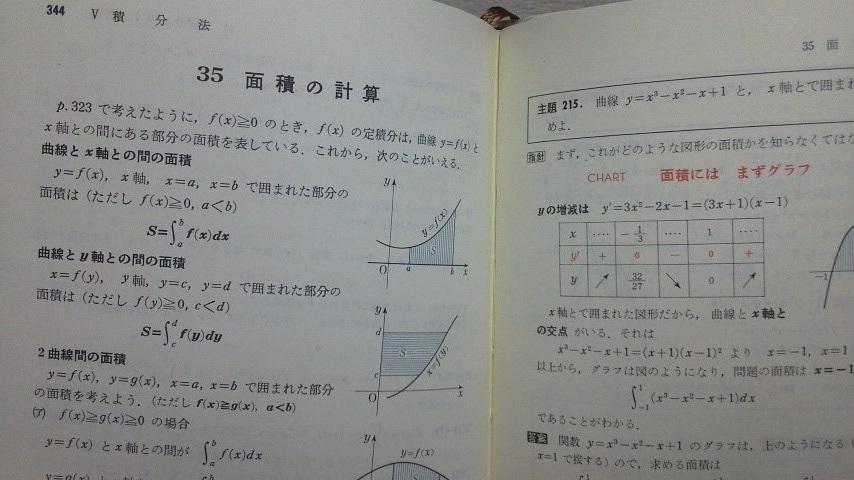 チャート式数ⅡB