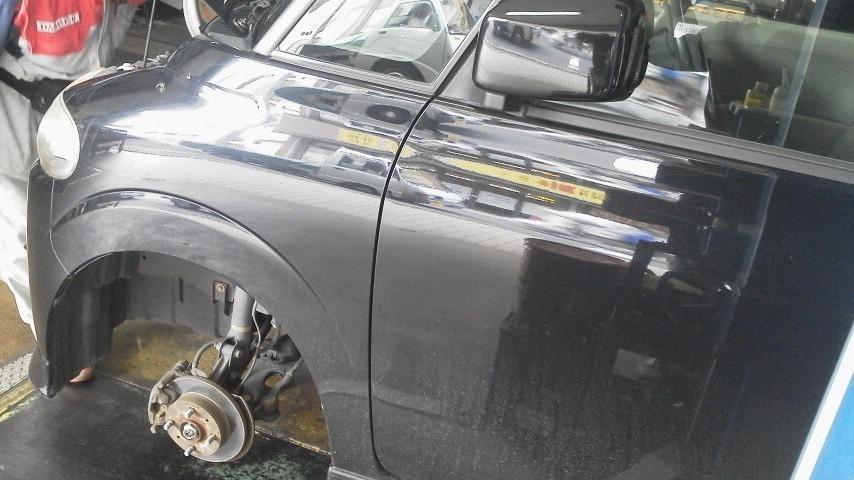 タント車検整備