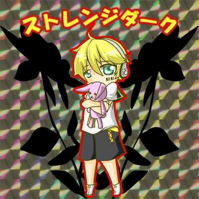 ビックリマンシール風03