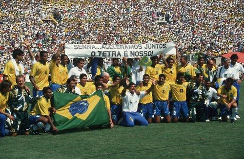 94年ブラジル優勝