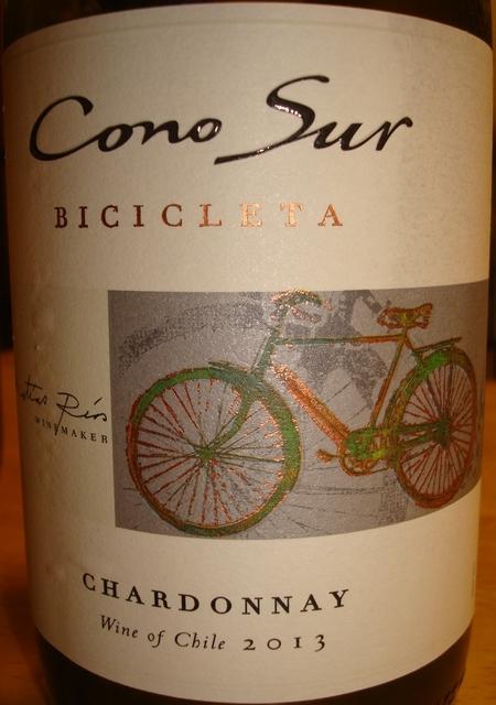 Cono Sur Bicicleta Chardonnay 2013