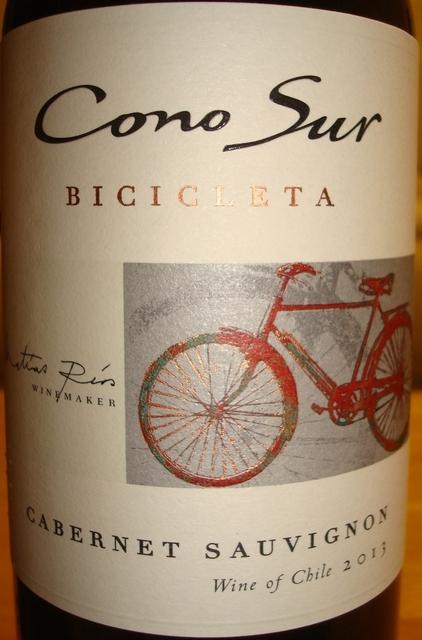 Cono Sur Bicicleta Cabernet Sauvignon 2013