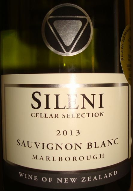 Sileni Cellar Selection Sauvignon Blanc Marlborough 2013