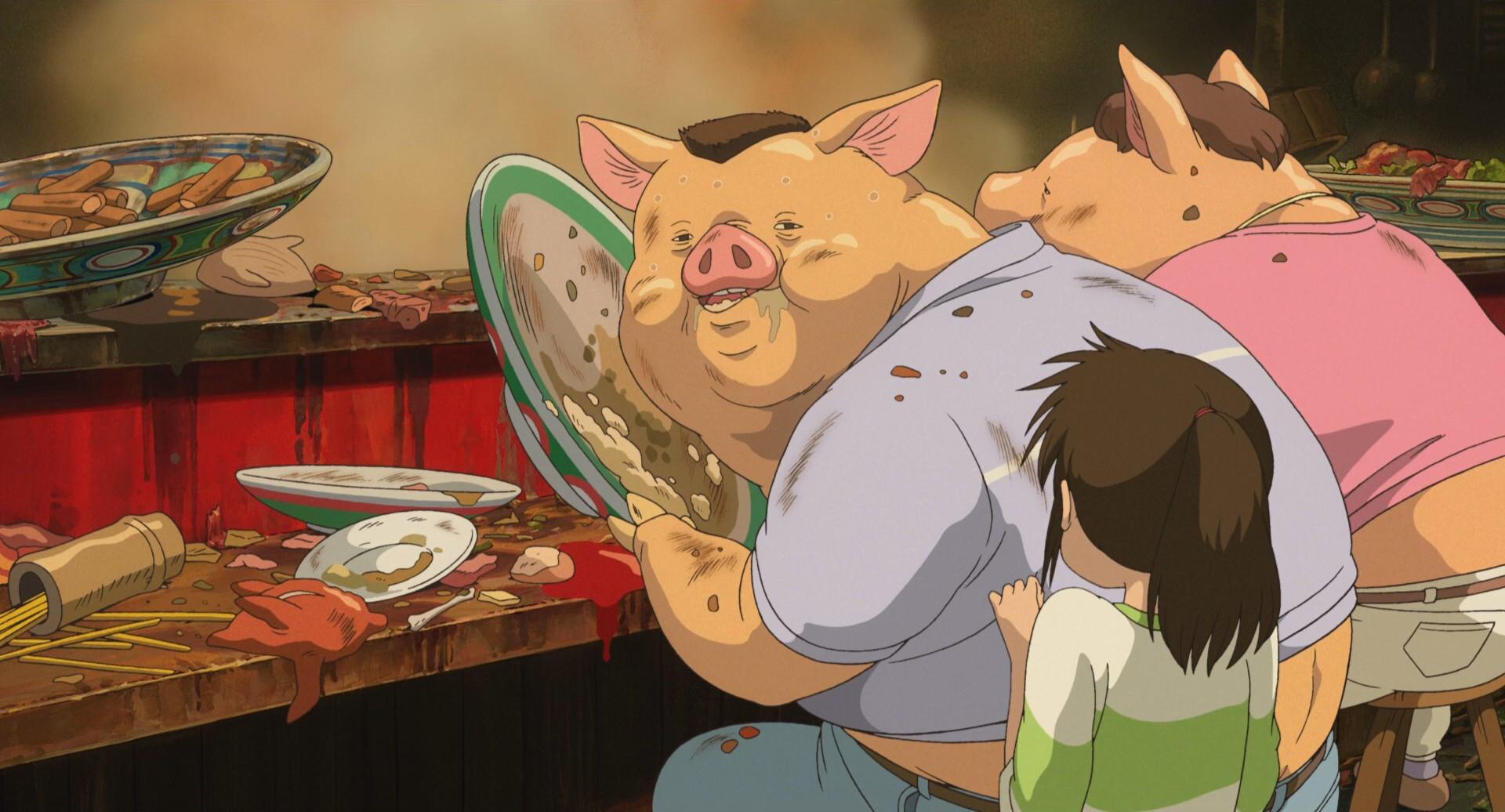千と千尋の神隠し 豚 画像