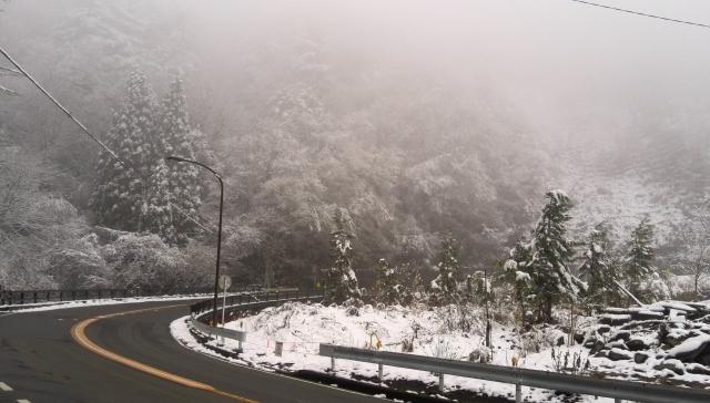 明日、関東で大雪wwwwwwwwwwwww