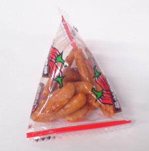 激辛柿の種の個袋
