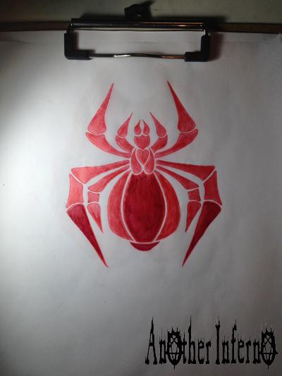 名古屋栄 大須 スカリフィケーションスタジオ スキンリムーバル カッティング 蜘蛛 クモ