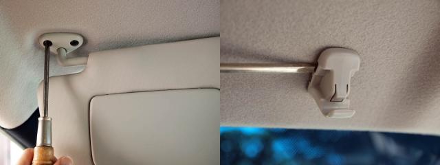 天井デッドニング1