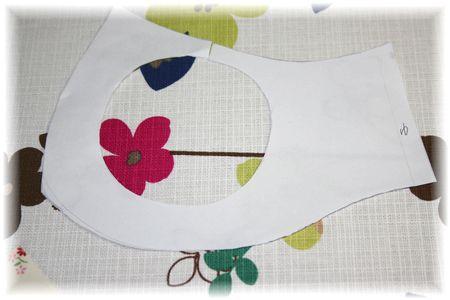 スーちゃんのお洋服試作①型紙