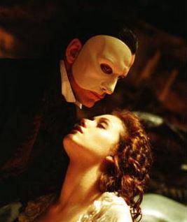映画オペラ座の怪人