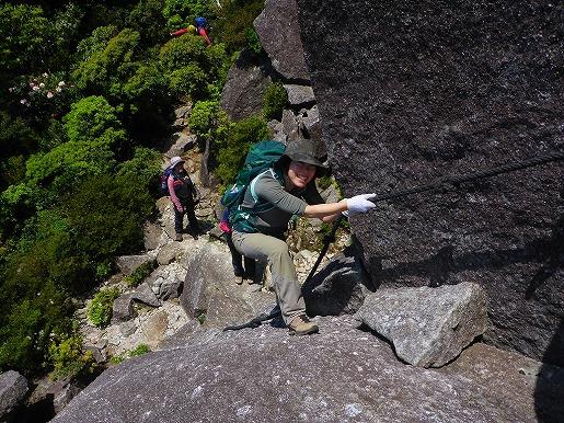 写真11 最後の登り