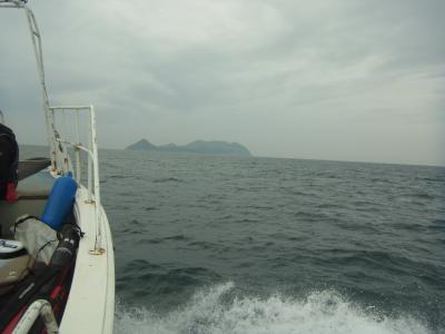 蓋井島 遠景