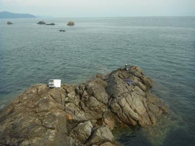 鶴見 宇土島
