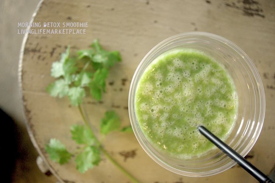 morning detox smoothie moji small