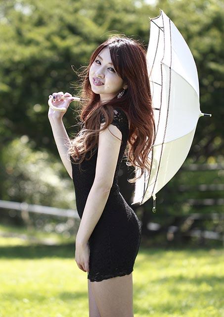 未来・日傘