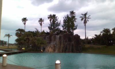 パームビーチ池