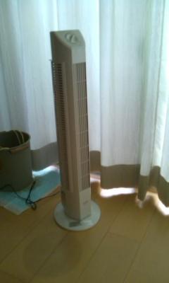 縦型扇風機