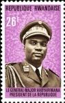 ルワンダ・ハビャリマナ