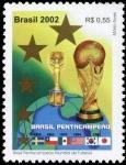 ブラジル・W杯(2002)