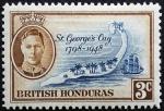英領ホンジュラス・セント・ジョージ島の戦い