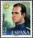 スペイン国王即位