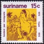 スリナム・インド系移民100年