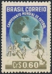 ブラジル・W杯(1950 地球)