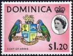 ドミニカ国・国章