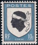 フランス・コルシカの紋章